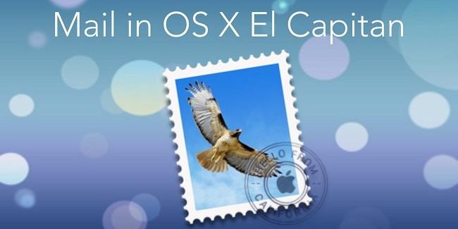 Cómo utilizar las pestañas de Mail en OS X El Capitan