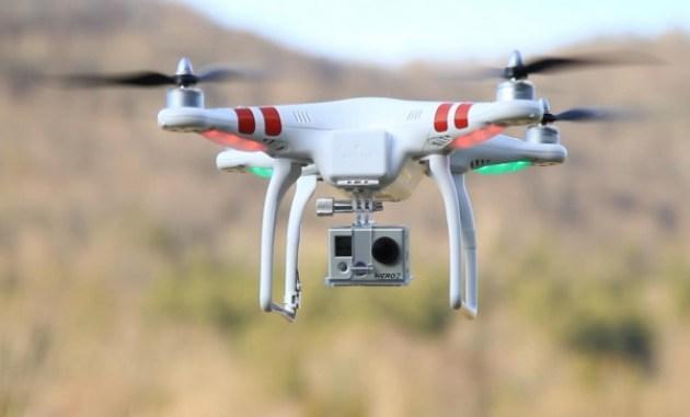 gopro dron