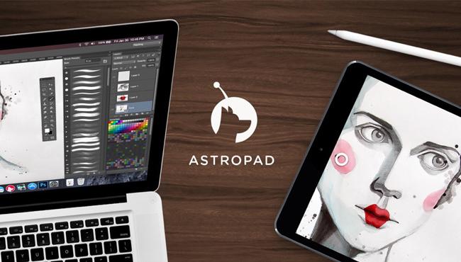 Astropad: convierte tu iPad en una tableta gráfica interactiva