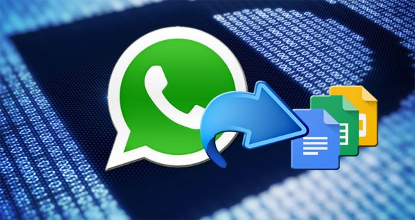 WhatsApp podría agregar el envío de documentos y cifrado de mensajes