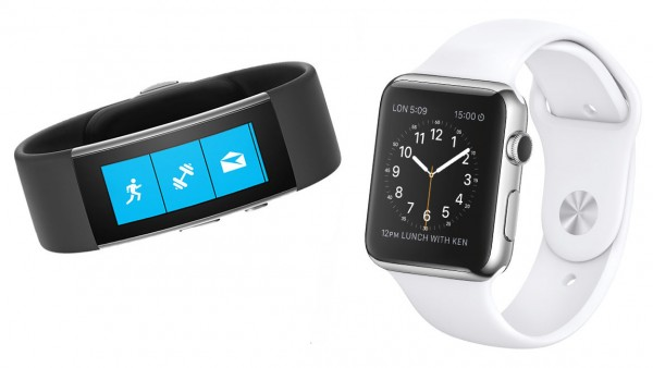 Microsoft ofrece hasta 250 dólares a los clientes que compren la Microsoft Band y entreguen un Apple Watch a cambio.