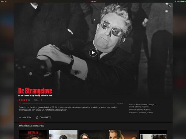 Netflix - iPad Pro - 2