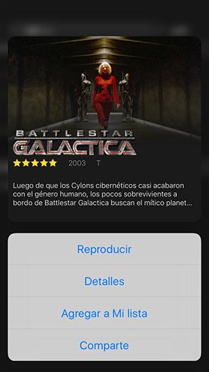 Netflix_3D Touch