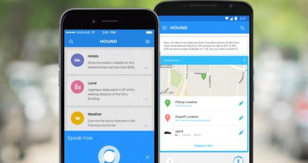 Hound, el asistente virtual que competirá directamente con Siri