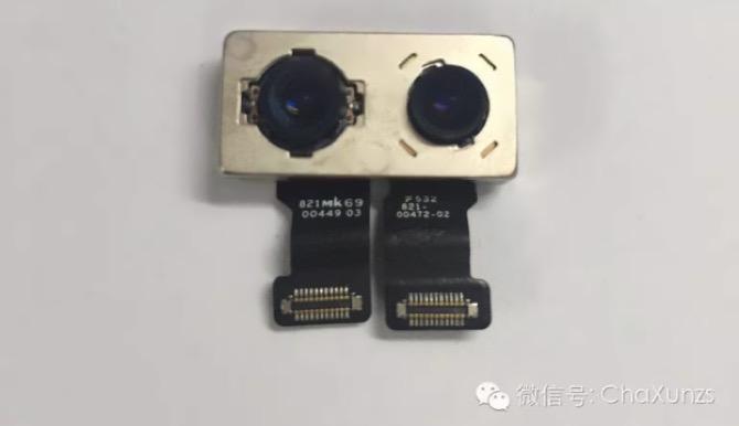 El iPhone 7 Plus tendría una cámara dual