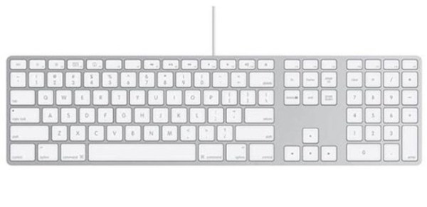 teclado apple completo