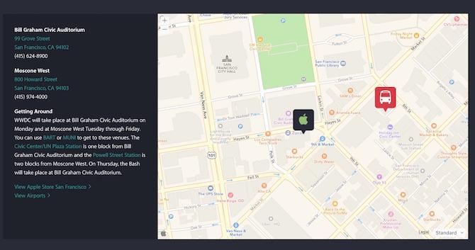 Apple Maps se podrá usar en el navegador