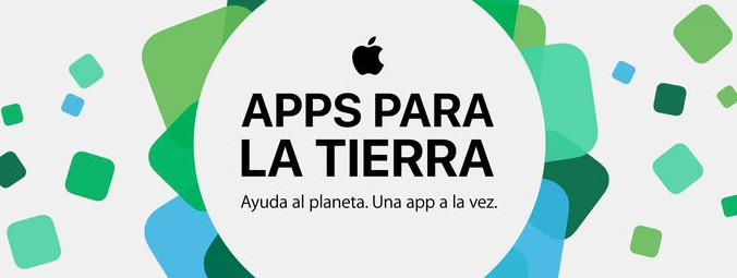 Apple: apps, books y ecología