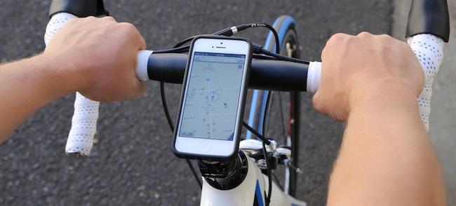 Google Maps para ciclistas