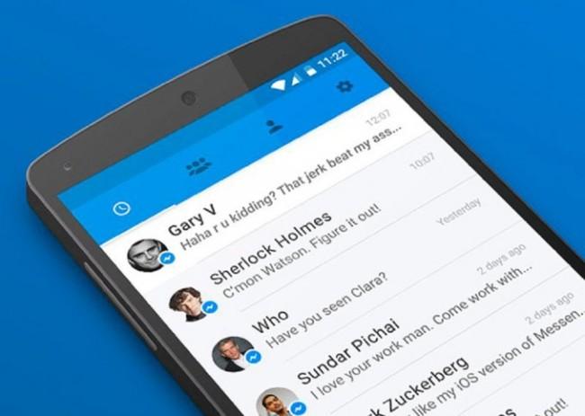 Facebook Messenger para iOS permite llamadas grupales gratis