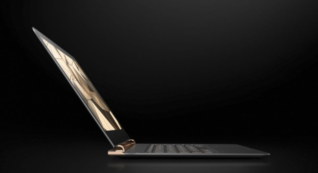 HP Spectre competirá con los MacBook