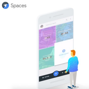 Google Spaces iOS 4