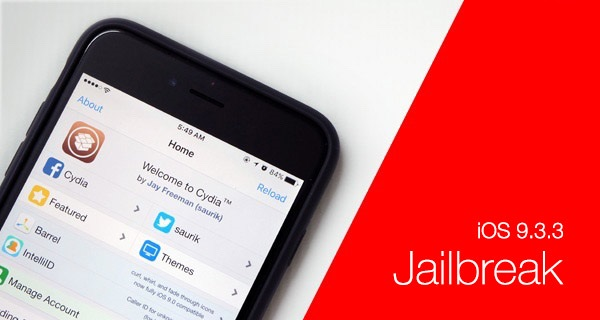 iOS 9.3.3 Jailbreak encontrado pero no liberado