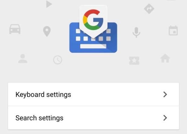 Personalizar Gboard