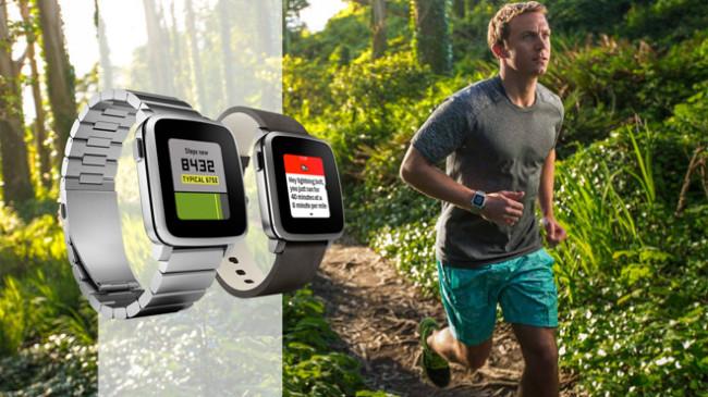 Pebble para iOS se actualiza con mejoras a la salud y envío de mensajería