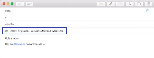 Mail OS X 4