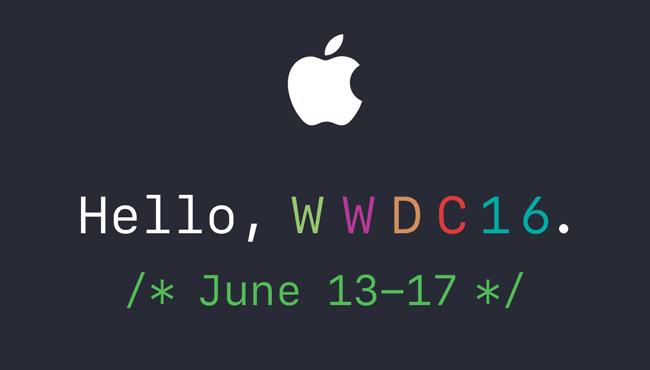 Sigue en directo la WWDC 2016 con iOSMac