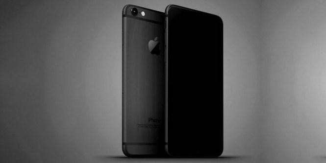 iPhone 7 Space Black Color