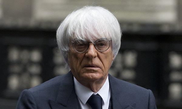 Bernie Ecclestone, accionista de la Fórmula 1