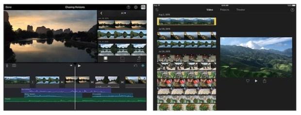 iMovie - Editor de video