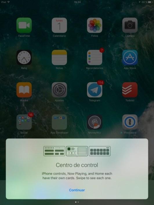 CC iOS beta 4