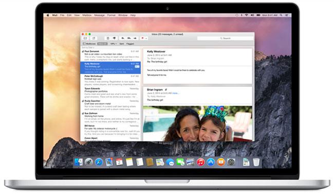 Mail OS X – atajo de teclado para chequear manualmente nuevos correos