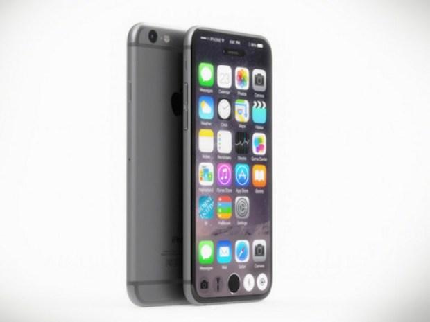 El concepto del iPhone del 2017