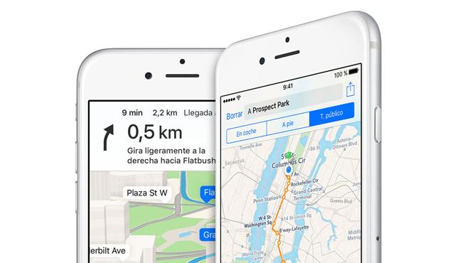 Así es como Apple usa tus datos para mejorar Mapas