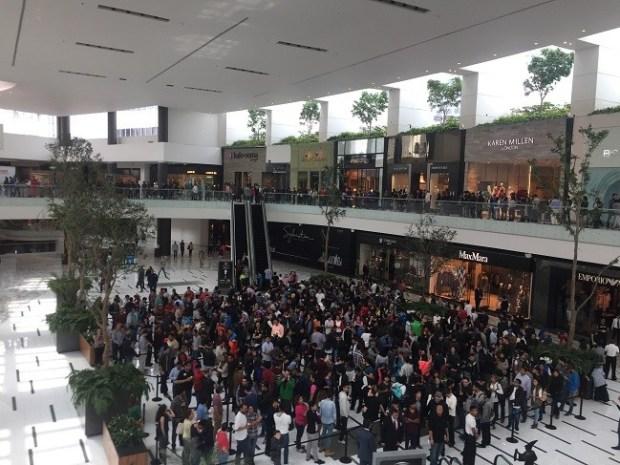 Apple Store México 1