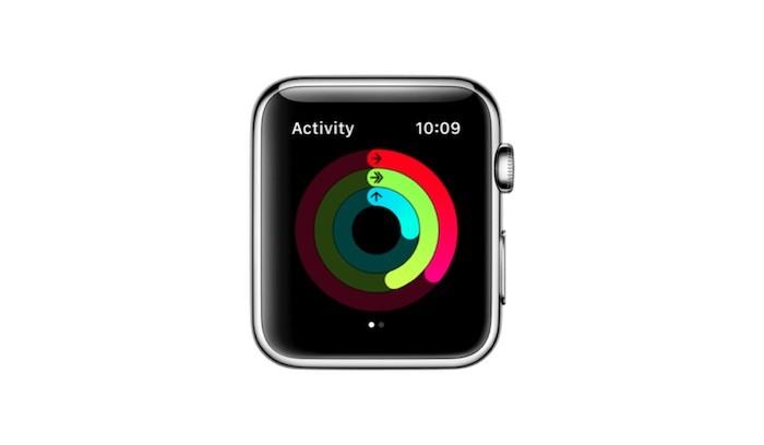 Cómo mirar tus objetivos semanales de la app Actividad