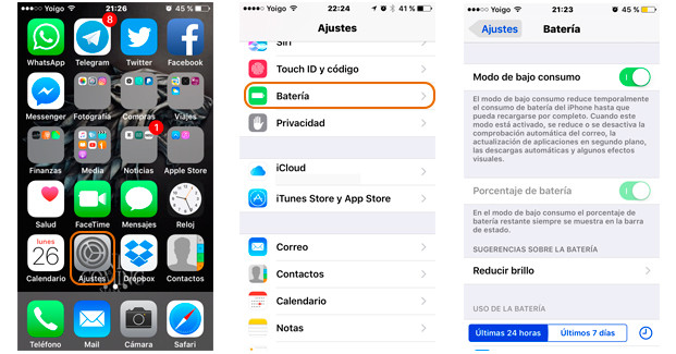 bajo-consumo-iOS-10