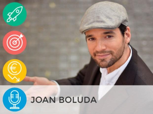 """Primer podcast de """"Push Your App"""", entrevista a Juan Boluda."""