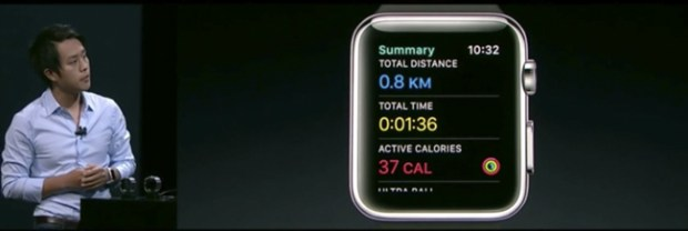 Pokémon Go para Apple Watch 2.