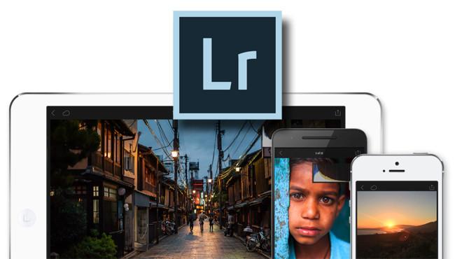 Lightroom para iOS se actualiza con interesantes novedades