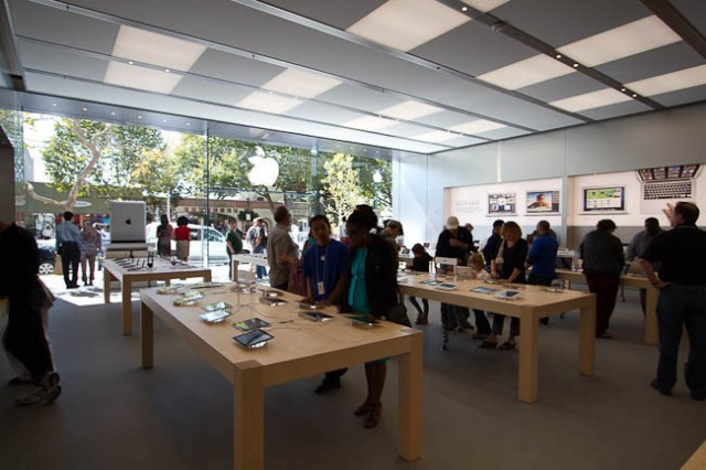 Apple Store en Berkeley, California