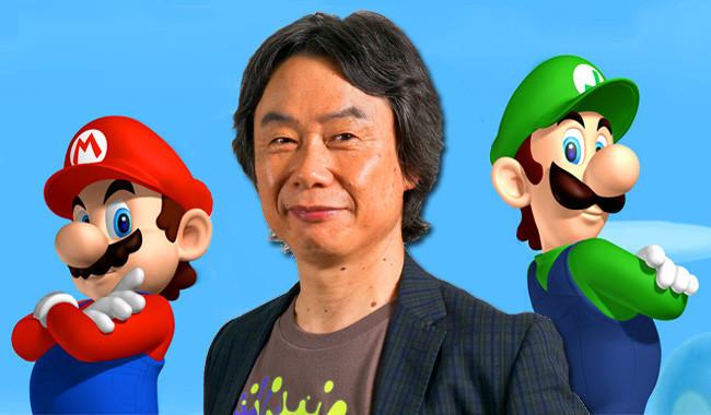 Super Mario Run - Miyamoto