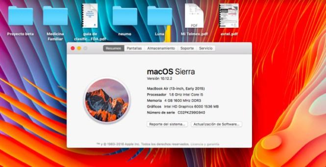 macOS Sierra 10.12.2