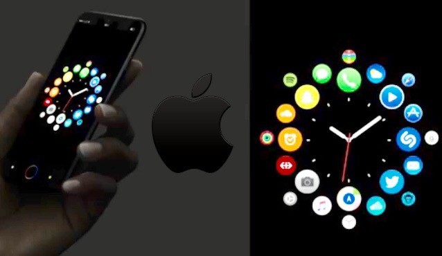 El concepto de iOS 11 que combina iPhone 8 con Apple Watch (Vídeo)