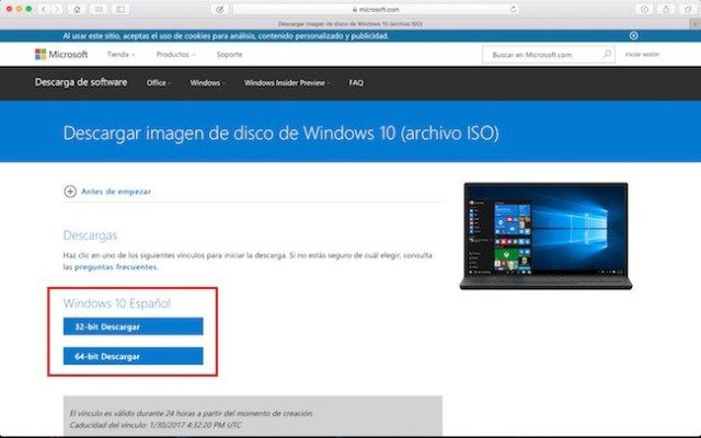 Windows iso4