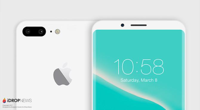 Apple encarga 70 millones de pantallas OLED a Samsung para el iPhone 8