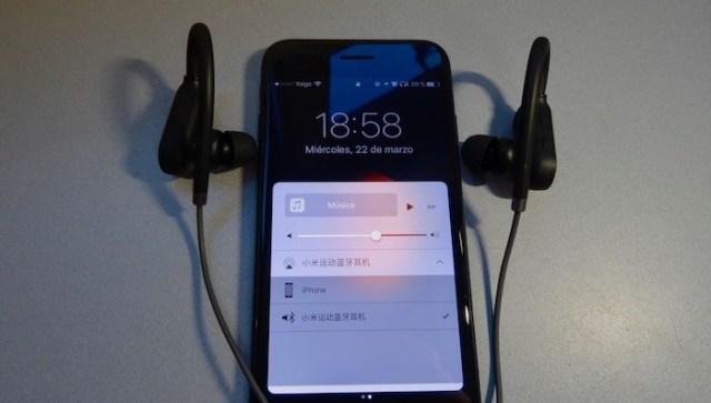 Auriculares Bluetooth Xiaomi