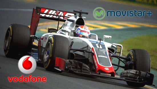 Cómo y dónde ver la Fórmula 1 a través de la televisión o desde tu smartphone