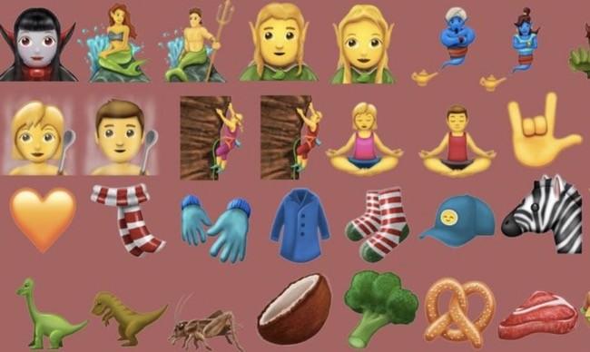 Veremos 69 emojis nuevos en junio. Así es la propuesta de Unicode para iOS