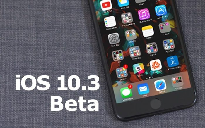 Segunda beta de iOS 10.3.2 disponible para desarrolladores
