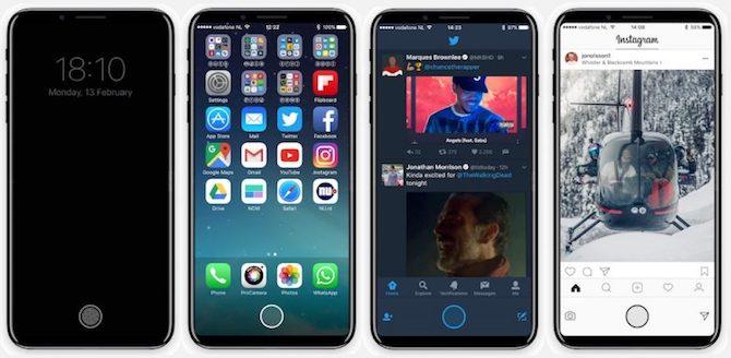 El iPhone 8 y 7s tendría 3 Gb de RAM y carga rápida. Velocidad y potencia de principio a fin