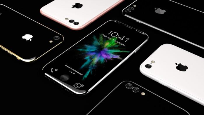 iPhone 8: La pantalla será curva a sus lados, pero no tanto