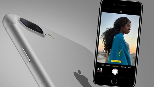 como fotografiar con un iphone 7