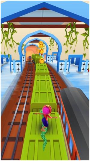 Captura de pantalla de Subway Surfers