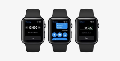 Apple Pay en iWatch