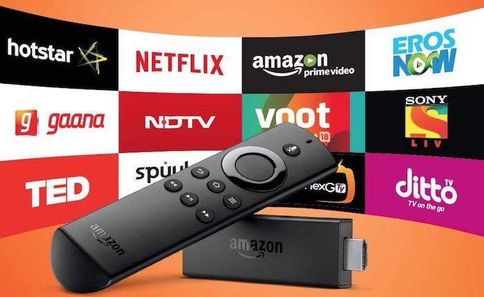 Convierte tu televisor en Smart TV con el Fire TV Stick de Amazon